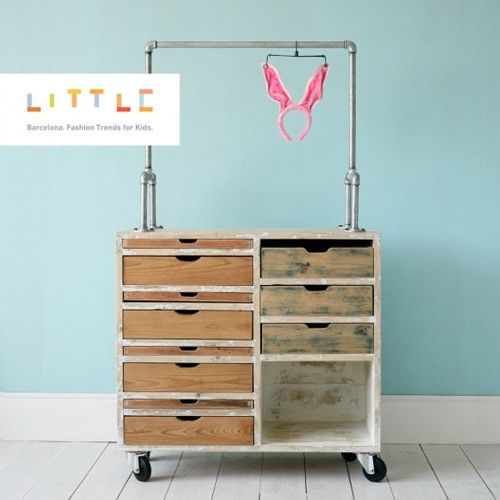 3-xo-inmyroom: My Rooms, Clothing Racks, Child Rooms, Children Furniture, Olivia Dressers, Stylish Clothing, Sisters Guild, Stylish Kids, Kids Rooms
