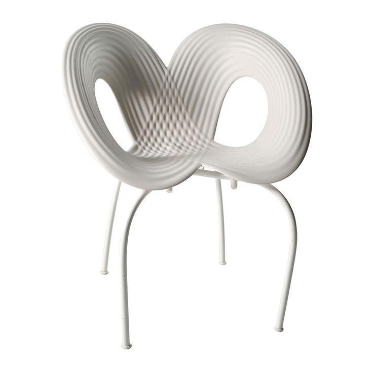 Discover The Moroso Ripple Chair   White At Amara