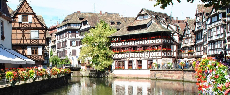 Strasbourg ... à découvrir...