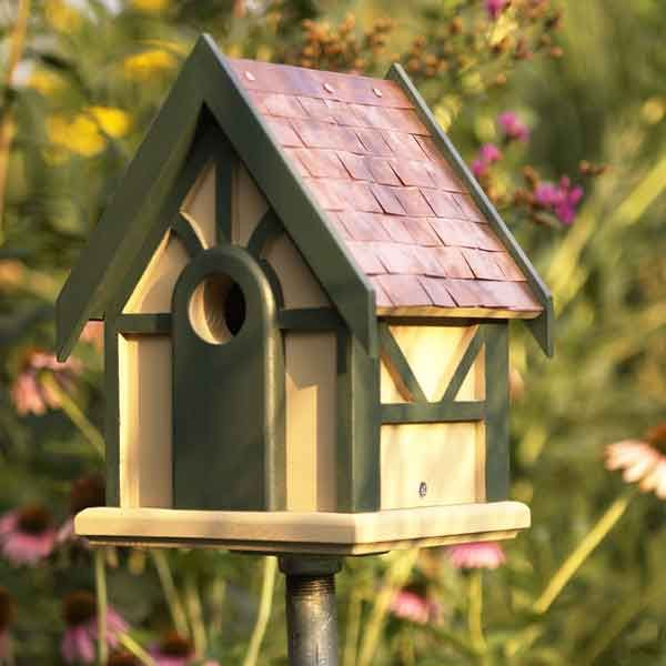 58 best Bird House Plans images on Pinterest | Bird house plans ...