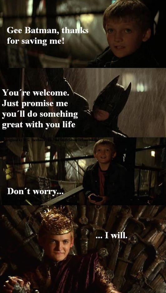 Game of Thrones humor...teehee