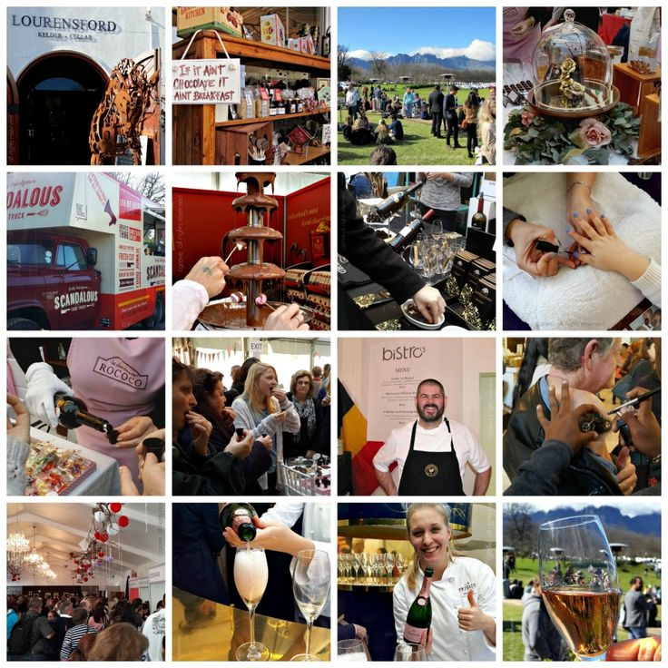 Looking Back at The Winelands Chocolate Festival 2015