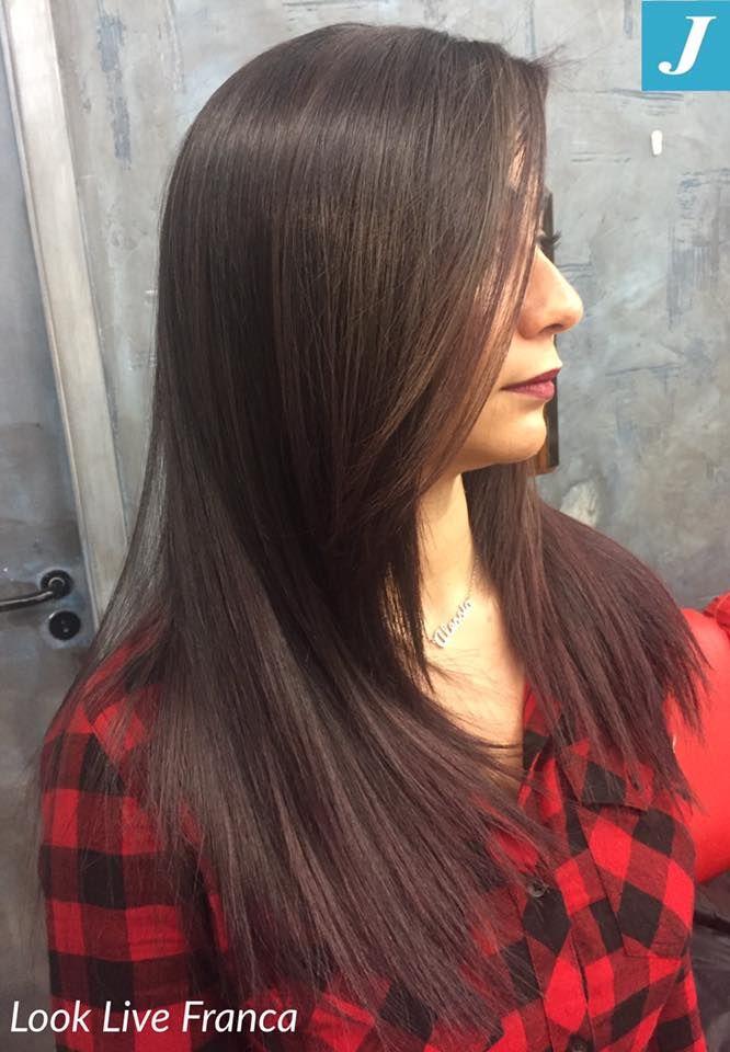 Grazie al degradè ogni donna trova il suo look! #hairstyle #look #fashion #wella #haircolor #davines #beautiful #sustenaiblebeautypartner #looklivefrancaparrucchieri #degrade #ragusa #viadeimirti29