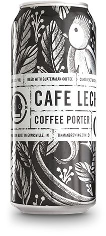 If you're tired of ripping down a can of an energy drink on a night out to fight off the urge to call it a night, when you'd rather be enjoying an ice cold beer, then coffee beer could be right up your street. Tin Man Brewing has produced a milk and coffee porter... #beer #coffeebeer #products