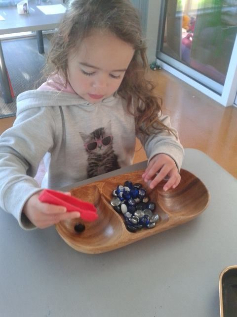 "Activity trays from Tu Tamariki - Play Based Learning ("",)"