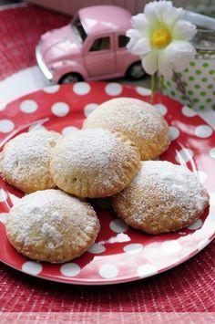 elmali puf kurabiye