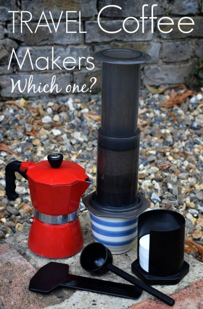 Travel coffee maker. Which one to choose for every camping, hotels, rentals or …