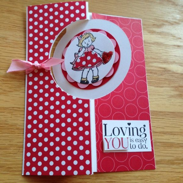 Paper Valentine Crafts