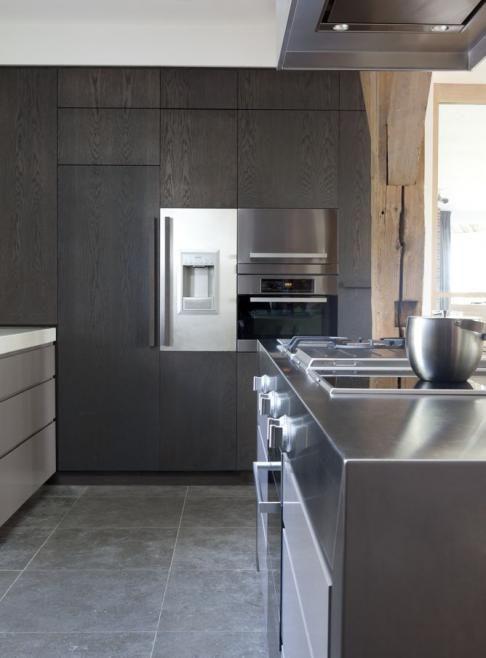 Deze kleur kastwerk vind ik mooi licht grijs greige for Kitchen design 65 infanteria