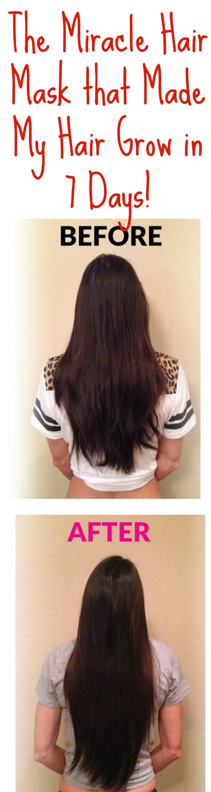 how to help my hair grow longer