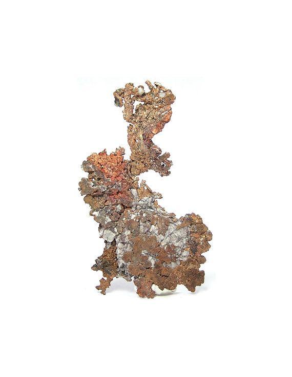 Native Copper Arizona Large Natural Copper by FenderMinerals