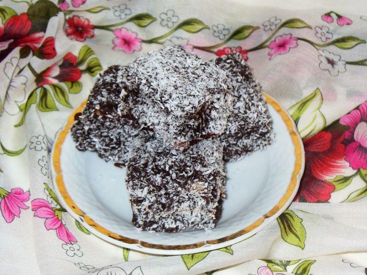 Môj sladký život v Koláčikove: Lemingtonky - tradičné austrálske koláčiky