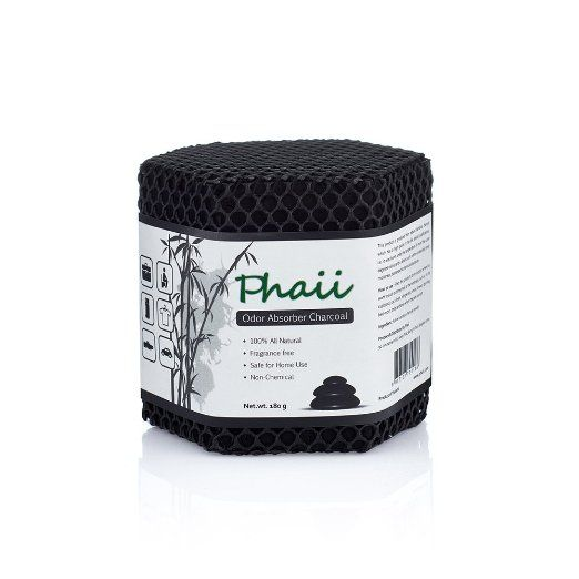 Bamboo Activated Charcoal Odor Absorber Best Charcoal