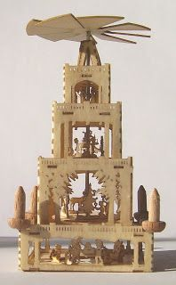 Site to buy patterns for a German Christmas Pyramid to make with the scroll saw.