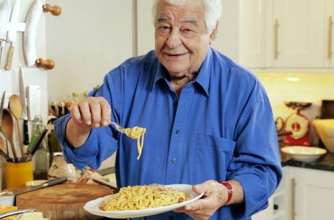Smocked fish  Spaghetti Carbonara