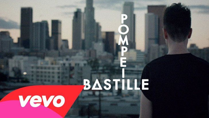 "Pin for Later: Wedding Music: Over 100 Pop Songs to Get Everyone on the Dance Floor ""Pompeii"" by Bastille"