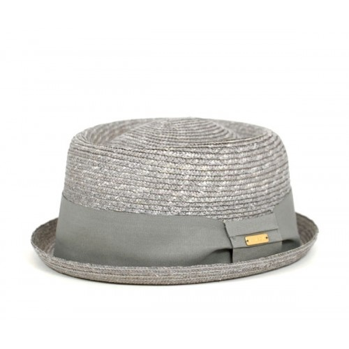 Kangol Wheat Stingy Pork Pie Grey  www.lurban.ro  £31.26