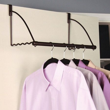 Over-the-Door Clothes Valet