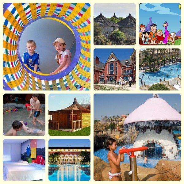 Hoteles para ir de vacaciones con ni�os en Espa�a