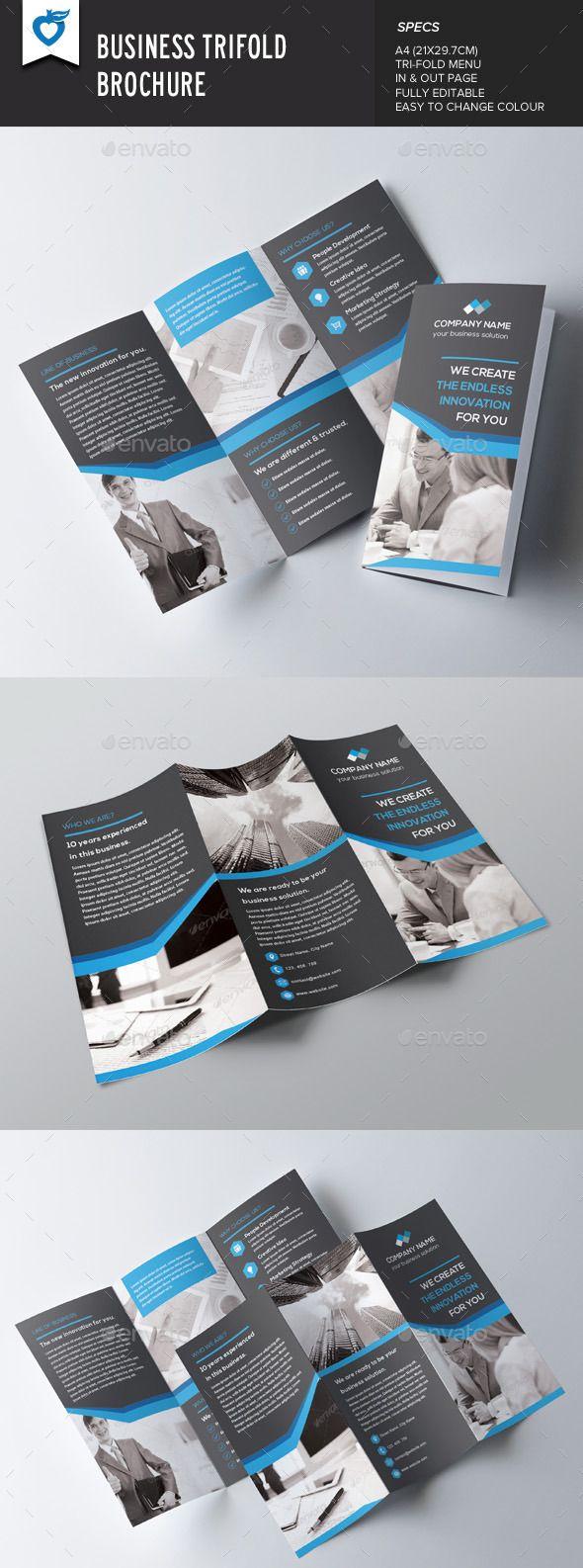 editable brochure templates free