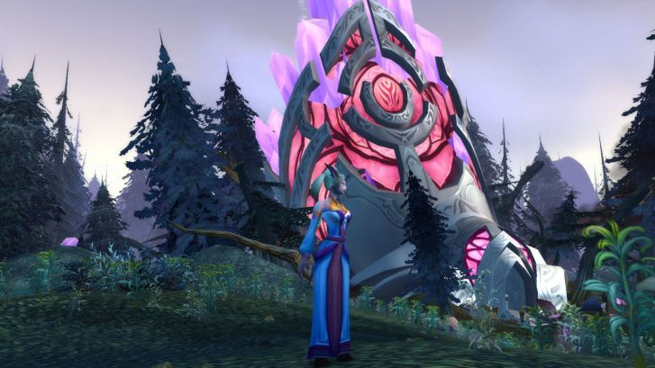 New World of Warcraft Fan Server Takes Players Back To The Burning Crusade