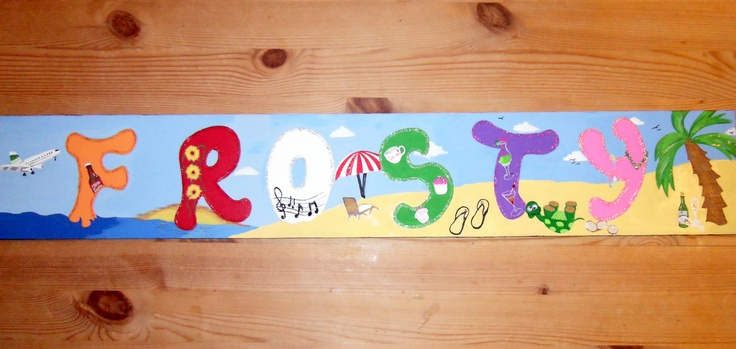 Another door sign for a friend