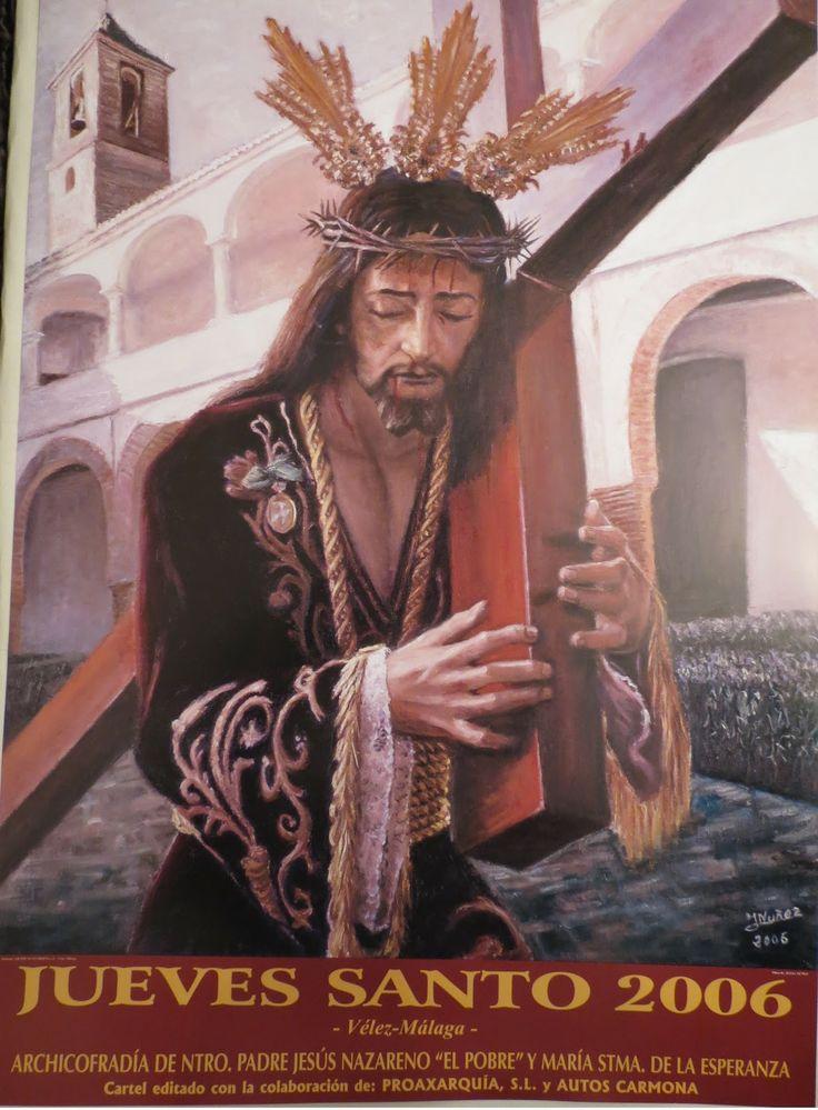 Jueves Santo, 2006. Autor: Julia Nuñez.