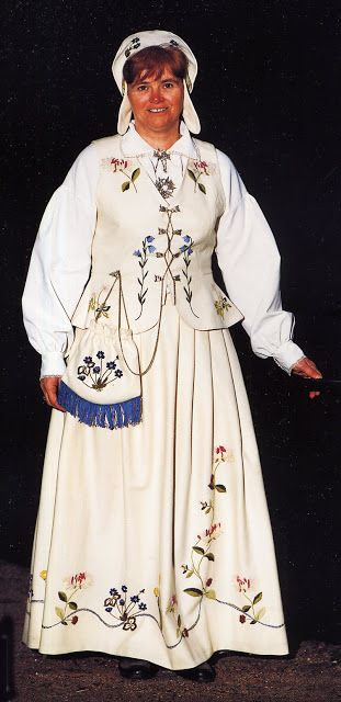 FolkCostume&Embroidery: Search results for telemark