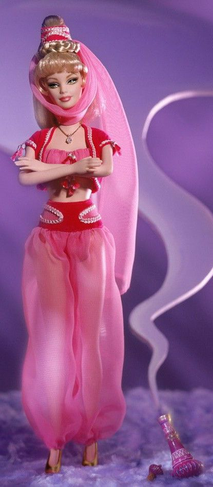 "Jeannie From ""I Dream Of Jeannie™"" 