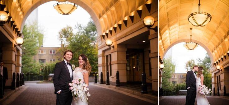 Yorkville :: Muslim Wedding :: Toronto :: Lovely after wedding photo shoot at Yorkville <3