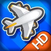 Flight Control HD. Amazing line drawing game For iPad. Amazing value at $0.99