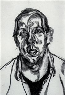 David Dawson - Lucian Freud