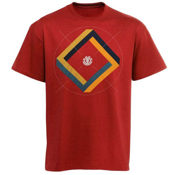 Element Paradox T-Shirt - Red