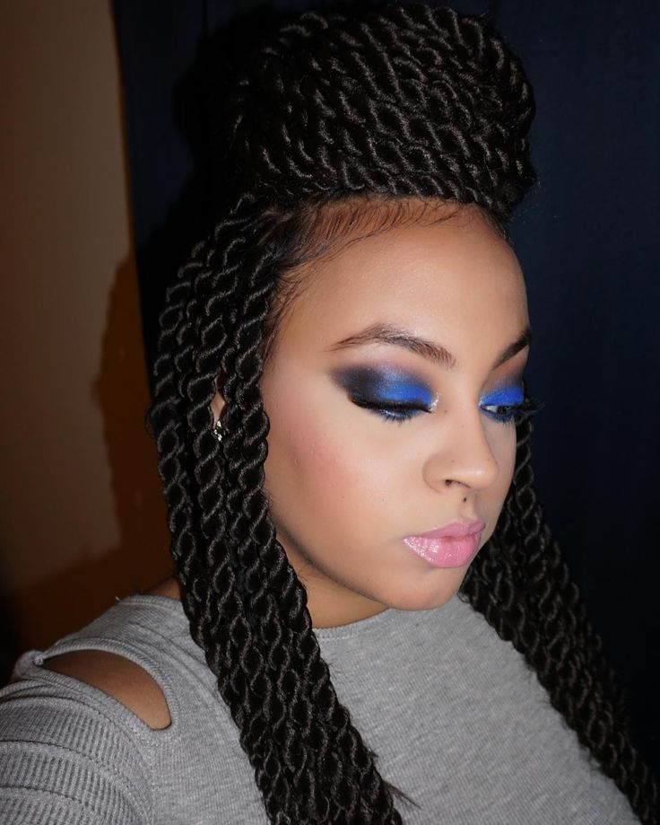 Best 25+ Senegalese twist styles ideas on Pinterest ...