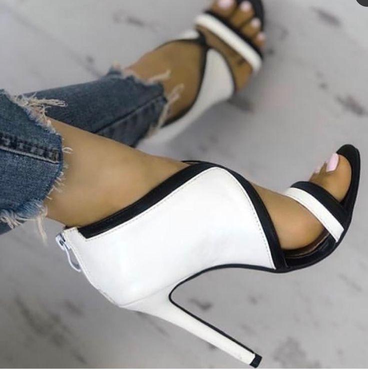 Pin by Becky Sloan on Heels   Stiletto heels, Heels, Stiletto
