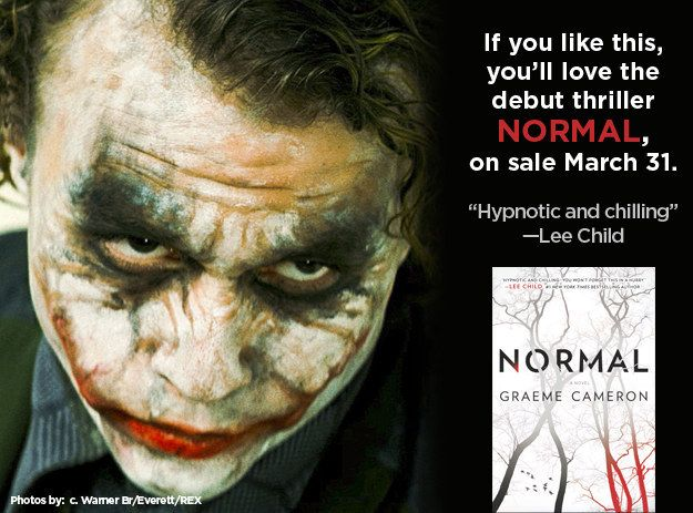 I got The Joker (The Dark Knight)! What Psychopathic Character Are You?