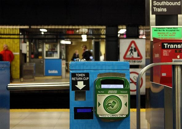 5 ways the #TTC could improve in 2015. http://bit.ly/1BBq7hJ