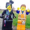 Amazing Lego Movie Couple Costume