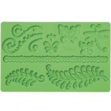 Stampo in silicone // Silicon mould