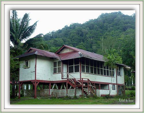 Casas Antiguas (Golfito, Puntarenas, Costa Rica