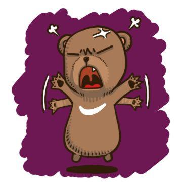 Latex Bear [3]