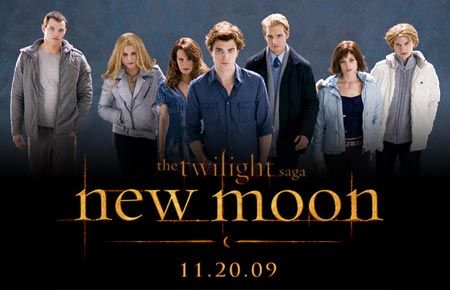 Twilight New Moon's Meet Jacob Black Trailer Officially Online