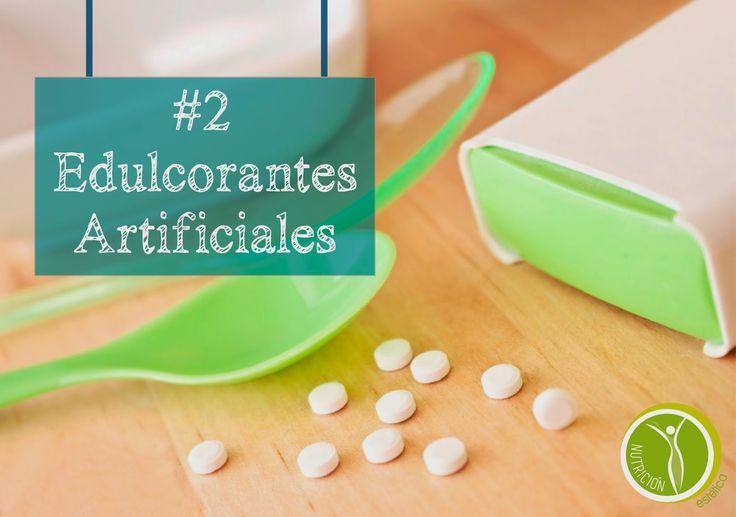 Nutricion Estetica: #2 EDULCORANTES ARTIFICIALES. 8 ALIMENTOS QUE DEBE...