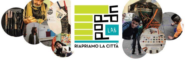 #pop_up #creatività #artigiani dare nuova vita al centro delle città come? Look at this ;) http://omaventiquaranta.blogspot.it/2014/10/popup-rigenerazione-del-centro-storico.html