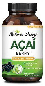 Acai Berry Weight Loss Pills