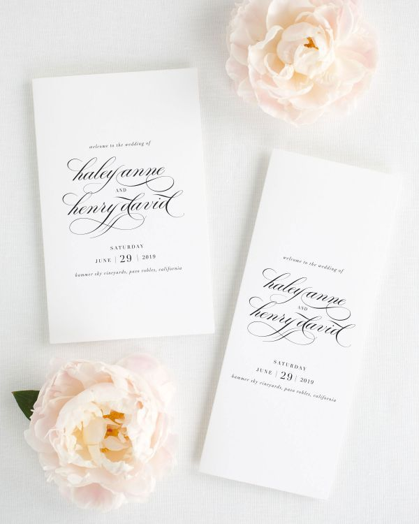 Best 25+ Wedding program etiquette ideas on Pinterest Wedding - wedding program inclusions