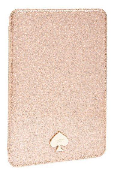 kate spade new york 'glitter bug' iPad mini case