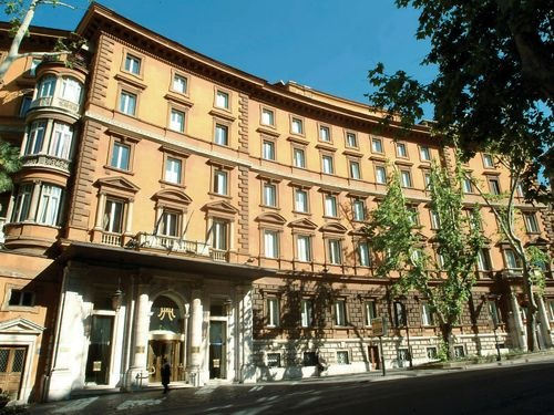 1000 images about unique hotels in rome italy on for Hotel luxury roma