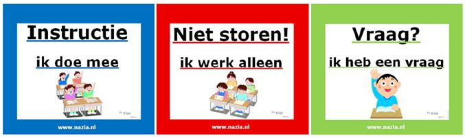 Zelfstandig werken | www.nazia.nl – De klas enzo…