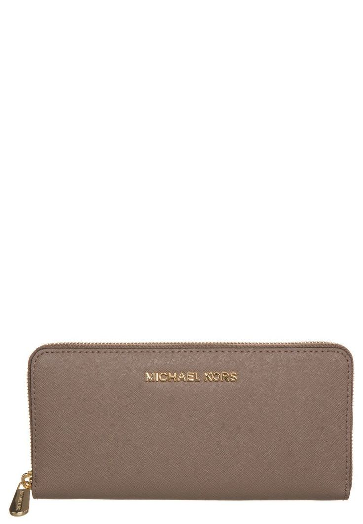 MICHAEL Michael Kors - JET SET - Portafoglio - beige